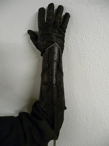Броня темного эльфа (14 фото)
