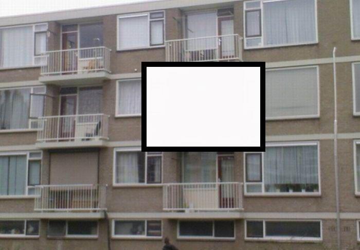 Обычный голландский балкон (3 фото)