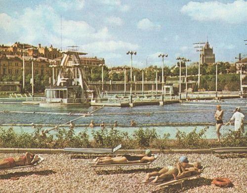 Москва в шестидесятых (37 фото)