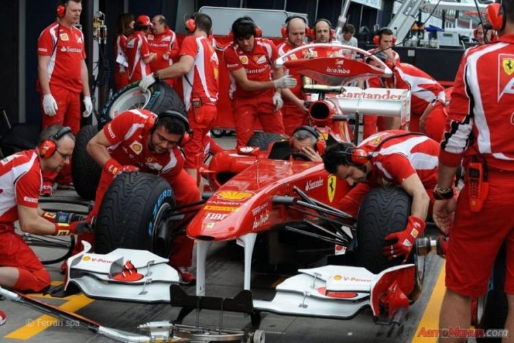 Формула-1. Гран-при Австралии 2011 (42 фото)