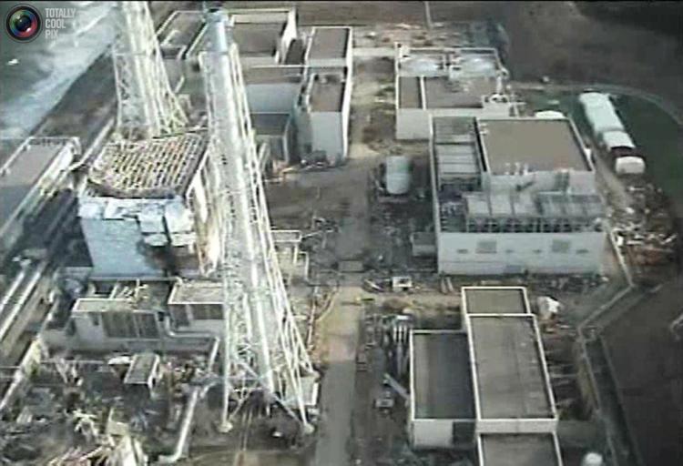 Фото с аварийной АЭС Фукусима 1 (39 фото)